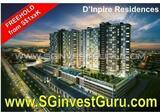 D'inspire Residence, from S$1xxK ONLY Luxury FREEHOLD apartment at Iskandar, at established Bukit Indah, 10 mins from Singapore, near Legoland, Horizon Hill, Puteri Harbour, Educity. Super Sale Package! Book Now! HOTLINE: +65 90624481
