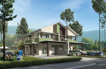 TAMAN MERU MUTIARA - New Home for Sale