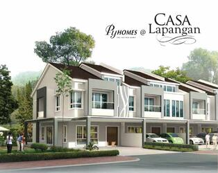 Casa Lapangan - New Home for Sale