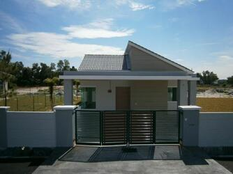 Single Storey Bungalow,Tronoh - New Home for Sale