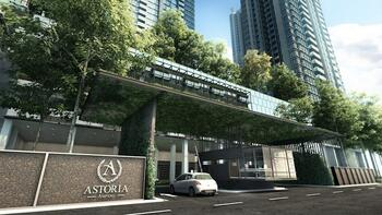 Astoria Ampang - New Home for Sale