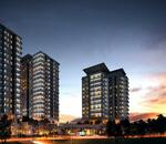 SAPPHIRE ON THE PARK @ KUCHING PARAGON apartment for Sale