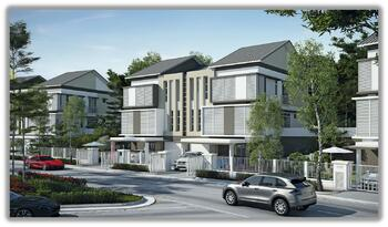 Twin Villas II Phase 7D2 - New Home for Sale