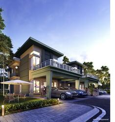 Aria Park Type D @ Citra hill - New Home for Sale