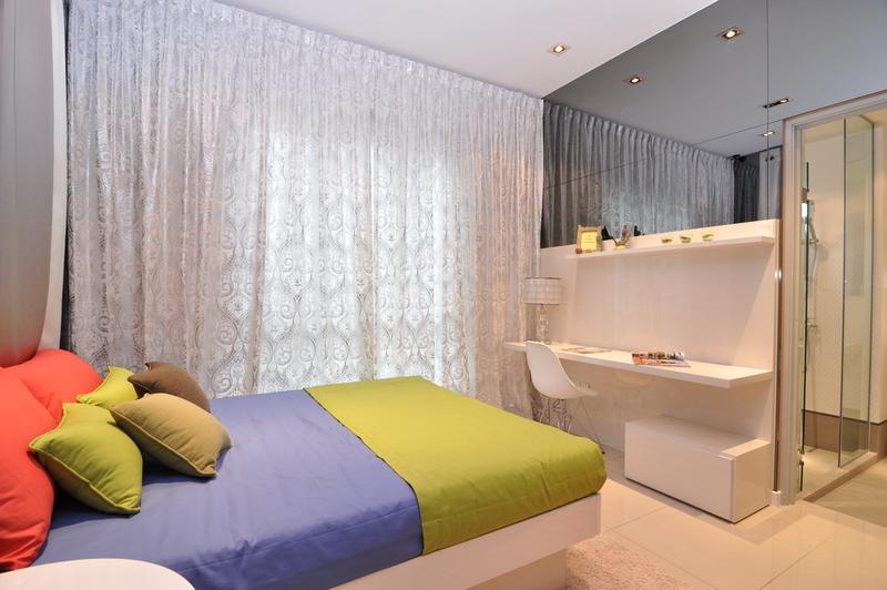 Type C - Master Bedroom