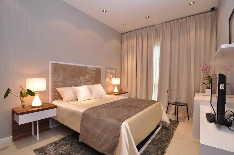 Type D - Master Bedroom