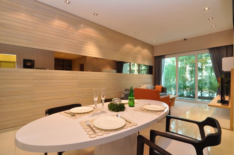 Type B - Dining Room