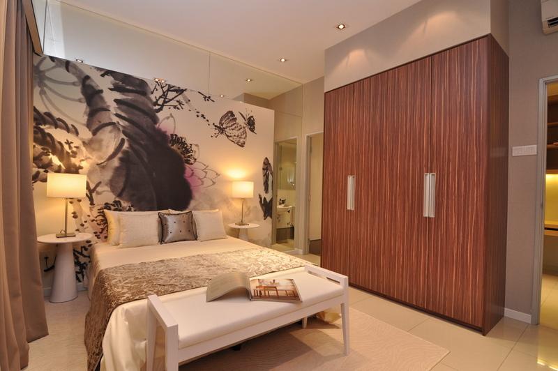 Type B - Master Bedroom