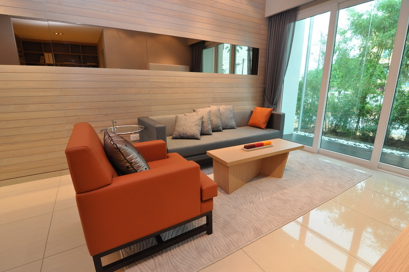 Type B - Living Room