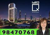 HOT NEW LAUNCH @ Bangkok City Centre★Ideo Q Siam–Ratchathewi*Freehold from S$2xxK! Superb Location near 3 Mass Transit Stations* Walk to Siam Discovery, Siam Centre, Siam Paragon etc. Deferred payment*Exclusive facilities☎Call 98470768 now!