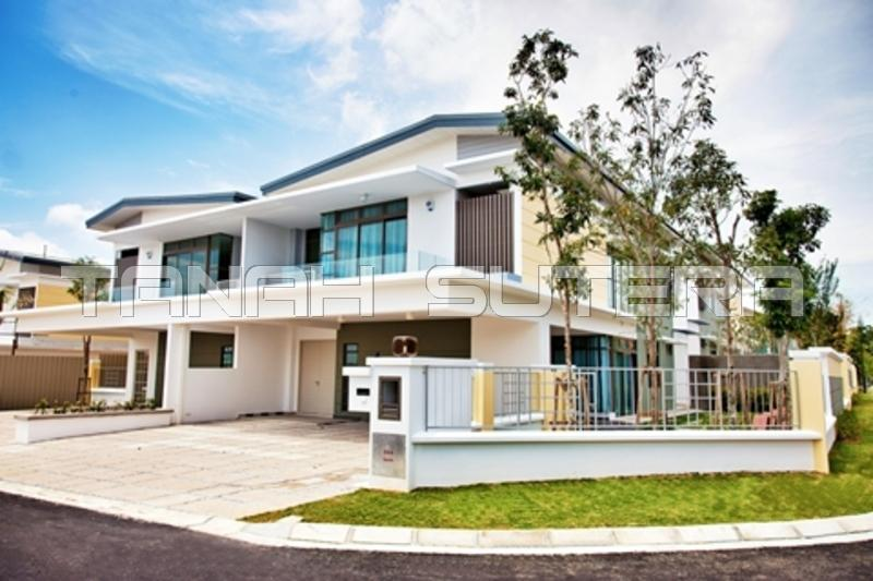 2 Storey Semi-D Concept House