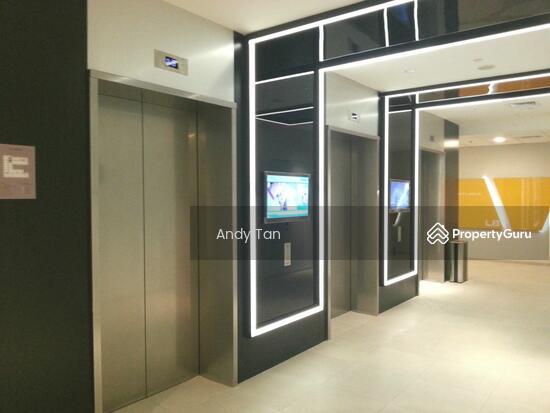 CT Hub Passenger lift lobby 36952707