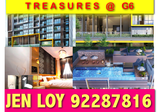 Treasures @ G6 - Property For Sale in Singapore