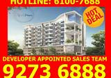 REZI 3 TWO - 1+Study Layout - Property For Sale in Singapore