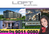 Loft @ Nathan - Property For Rent in Singapore