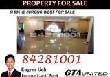 635 Jurong West Street 65 - Property For Sale in Singapore
