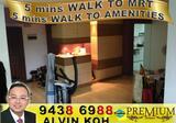 * 4 Mins Walk To MRT * - HDB for sale in Singapore