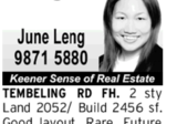 Tembeling Road, Singapore - Property For Sale in Singapore