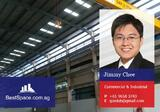 Single Storey 15 Ton OH Crane Ground Factory - Property For Rent in Singapore