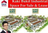 Kaki Bukit Industrial Park Building - Property For Sale in Singapore